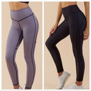Gymshark Reversible Contrast Leggings M